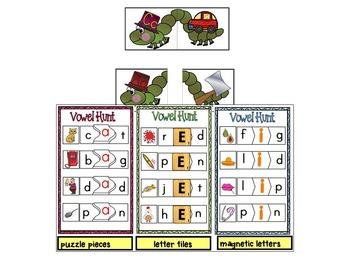 Letter of the week- Letter I Literacy Center Activities for kindergarten
