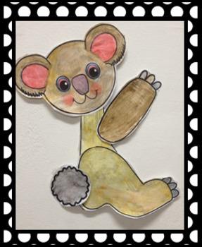 Letter of the week-Letter K-Art Activity Templates- A letter K Craftivity