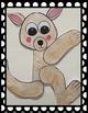 Letter K-Art Activity Templates- Koala and Kangaroo art activity templates