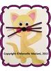 Letter of the week-Letter K- K is for Kitten- A letter K Art Craftivity
