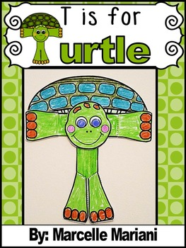 Letter of the week-Letter T-Art Activity Templates- T is f