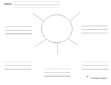 Letter of the week circle map