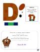Letter of the week letter D
