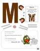 Letter of the week letter M