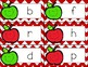 Letter or Word?  {apple themed sorting activity}