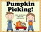 Letters - Pumpkin Picking!