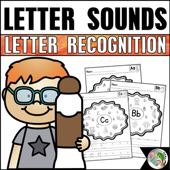 Letter Recognition, Beginning Sounds, and Handwriting Practice