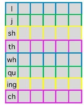 Letter sounds/star kindergarten words tracking chart/ bulletin board printable