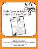 Letter to Future Teachers