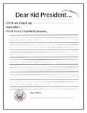 Letter to Kid President