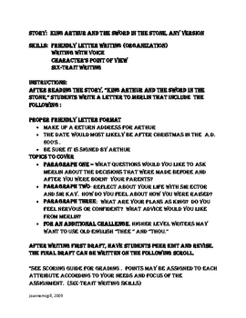 Letter to Merlin