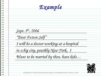 letter to future self letter to my future self by mdenglishteacher teachers 1442