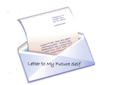 Letter to My Future Self for student self reflection