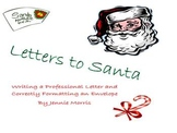 Letter to Santa: Crafting a Professional Letter and Addressing an Envelope