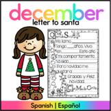 Letter to Santa SPANISH - Carta para Santa