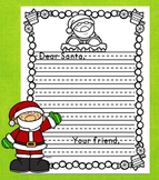 Letter to Santa Template