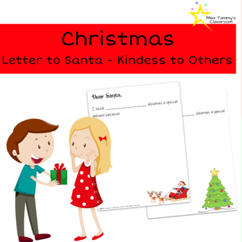 Letter to Santa Twist