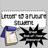 Letter to a Future Student Writing Assignment
