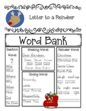 Write a Letter to a Reindeer