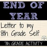 End of Year Activity for 7th grade that ROCKS! 2 activitie