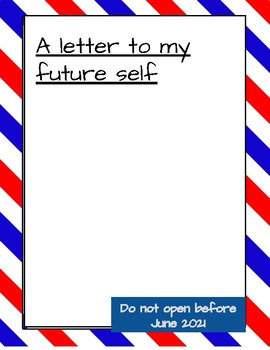 Letter to my graduated self