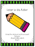 Letter to the Author Project