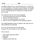 Letter to your 4th grade Teacher