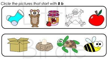 Learning Letter of the Week: Bb is for Bat Activities
