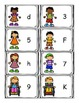 Letter vs. Number and Letter vs. Word Children Theme