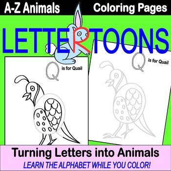 Alphabet Animals Coloring Pages Large Size Of Also Animal - Antidiler | 350x350