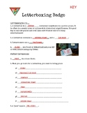 Letterboxing Badge- Girl Scout Brownies