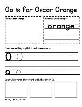 Letterland Alphabet Book