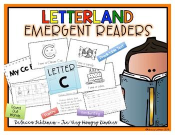 Letterland Emergent Reader {Letter C}