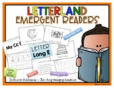 Letterland Emergent Reader {Letter LONG E}