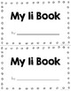 Letterland Emergent Reader {Letter LONG I}