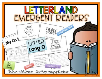 Letterland Emergent Reader {Letter LONG O}