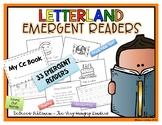 Letterland Emergent Readers {Bundle}
