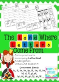 Letterland- The Land Where The Letters Come From Units 6, 7, 8