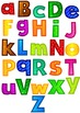 Letters! Clipart