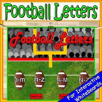 Alphabet Letters Kindergarten PowerPoint Game