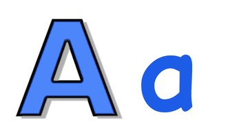 Letters A-M phonics PowerPoint presentations-13 presentations!!