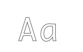 Letters A - Z