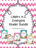 Letters A-Z Emergent Readers