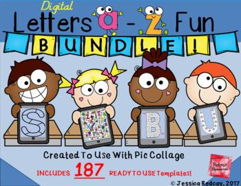 Letters A-Z Fun Bundle
