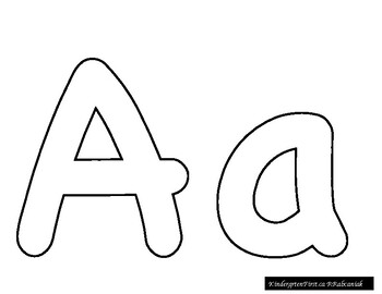 Large Printable Letters