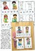 Letters / Alphabet Clip Cards