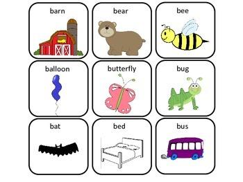 Letters B, C, and D Interactive Readers - Preschool; Kindergarten; Autism;;