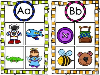 Letters Beginning Sounds Ending Sounds Middle Sounds Posters
