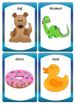 Letters C and D Rhyme, Worksheet, Flashcards and Matchups