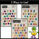 Kindergarten Letters Chip Match